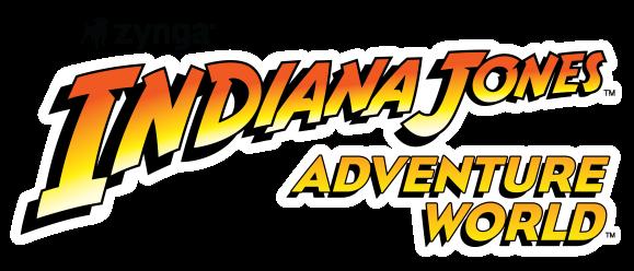 Indiana Jones Adventure World Logo