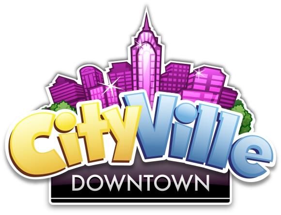 CityVille Downtown Logo