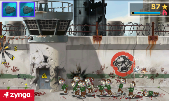 ZombieSmash! Screenshot 2
