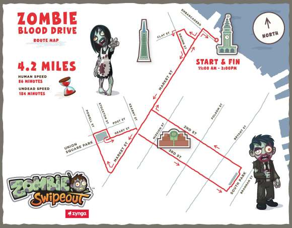 Zynga Zombie Blood Drive_SF