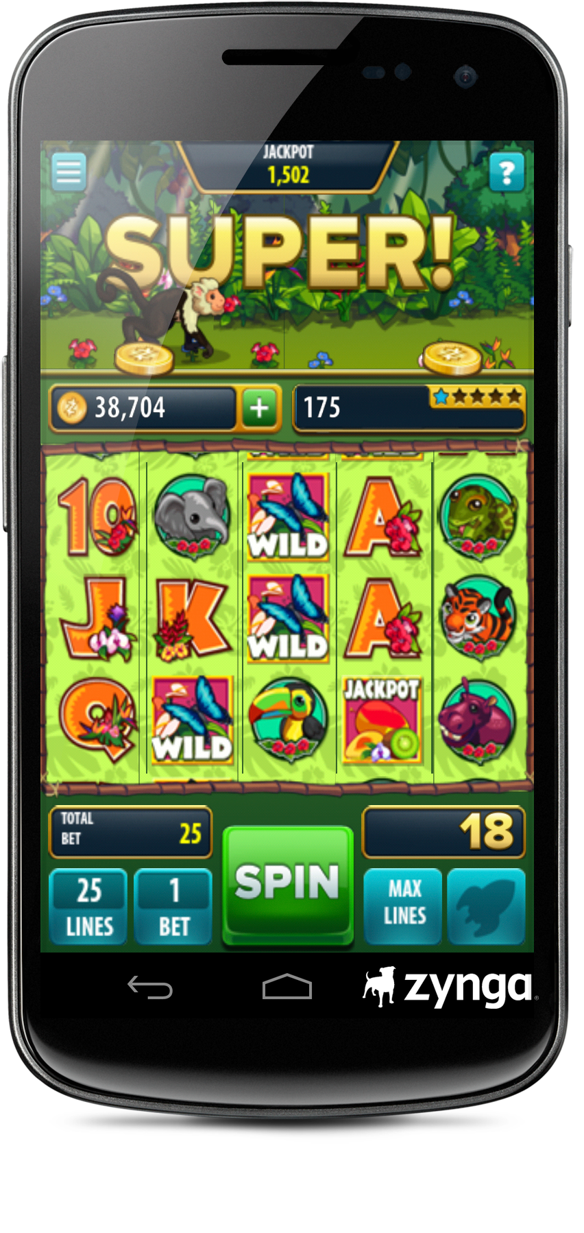 Slots how to win jackpot