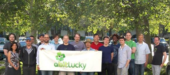 A Bit Lucky_Team Photo