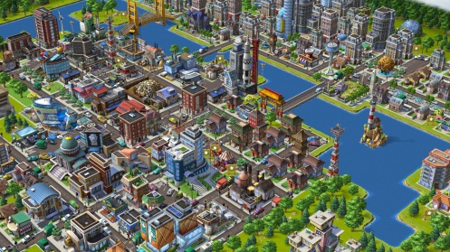 CityVille 2 daytime images