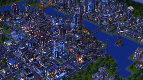 CityVille 2 night vision