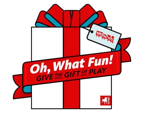 2012 Toys For Tots Logo : Give the gift of play this holiday season zynga company