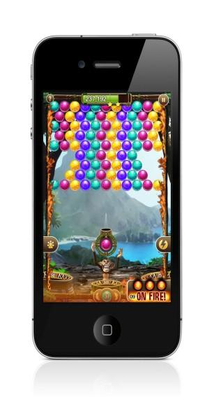 Bubble Safari Mobile