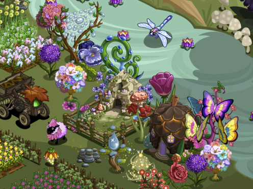 FarmVille Enchanted Glen 2