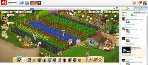 FarmVille 2 on Zynga.com
