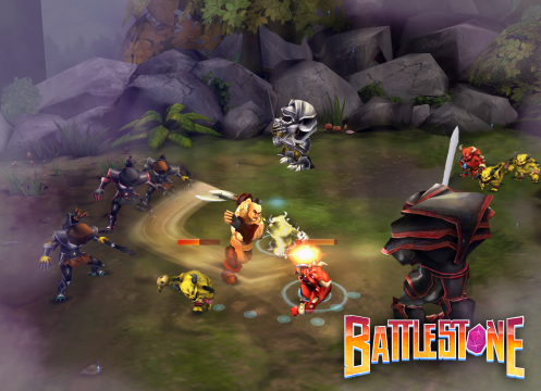 Battlestone Combat