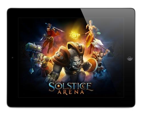 Solstice Arena Characters