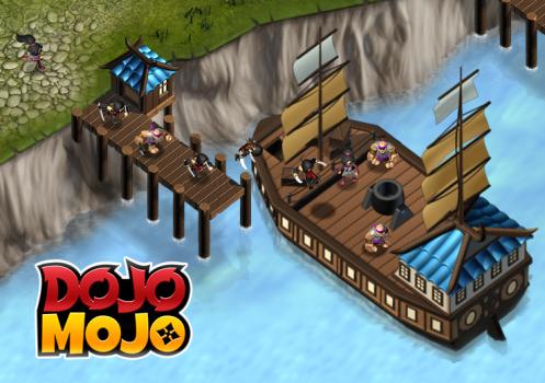 Dojo Mojo: Ship