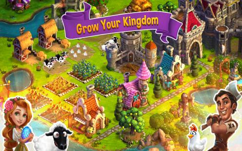 CastleVille Legends_Kingdom