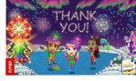 FarmVille Holiday Lights: Thank You