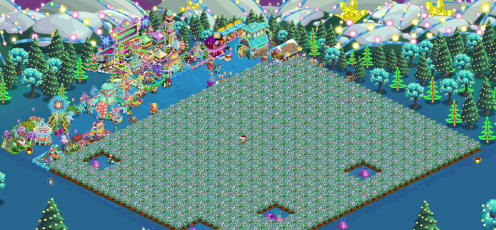 Sometimes we get so caught up in our own lives. When Farmville sponsors charities it often opens my eyes to new programs, different charities, and issues that we face in the world today. FarmVille gives me a game I love to play, but it feels even better knowing that I've helped someone in the process.