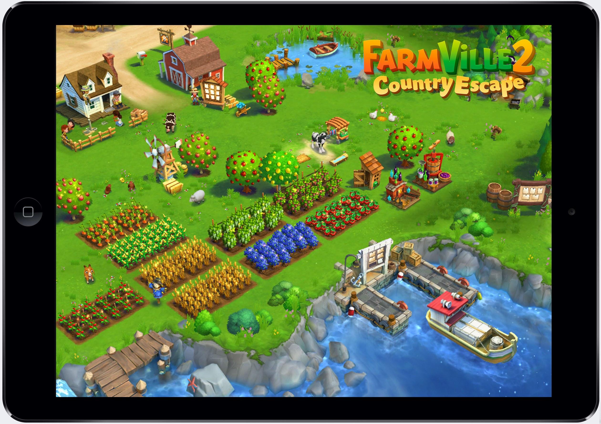 2 Farmville Country Escape Download