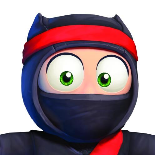 Clumsy Ninja_peekaboo_CMYK