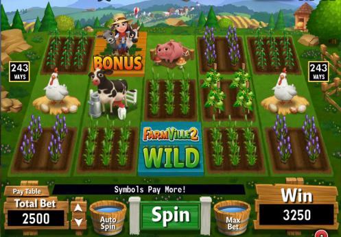 FarmVille 2 HIR Slots