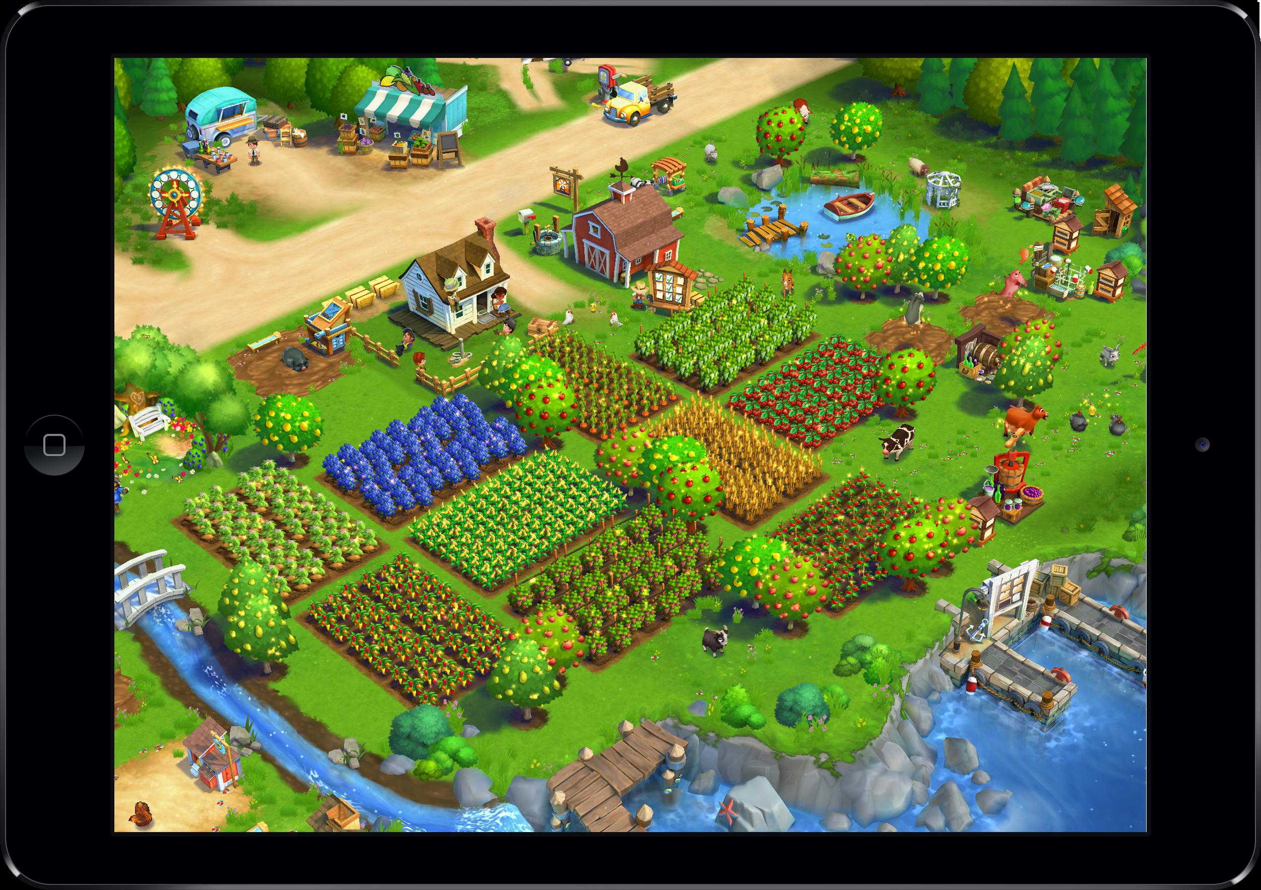 Farmville 2 Country Escape Design