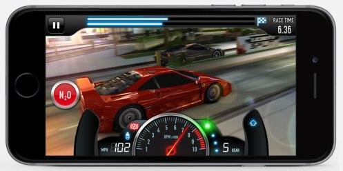 Ferrari Racing_CSR Racing