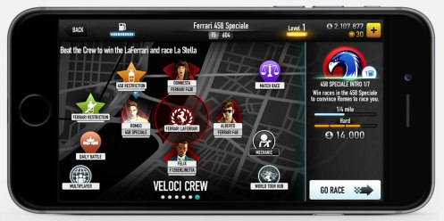 World Tour_CSR Racing