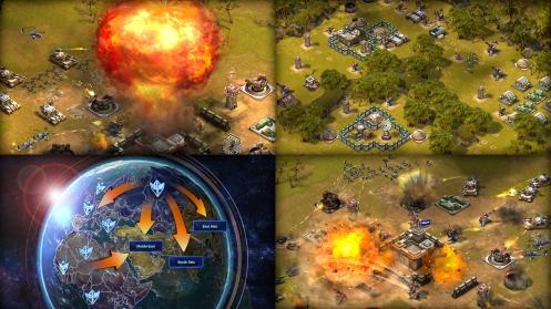 Empires & Allies Game Screenshots