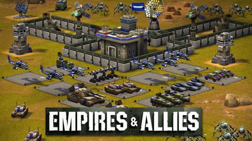 Empires & Allies_Units