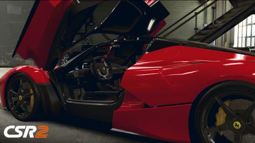 Ferrari LaFerrari_Interior