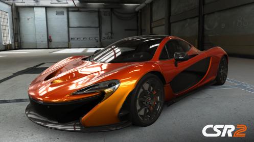 McLaren P1_Garage 1