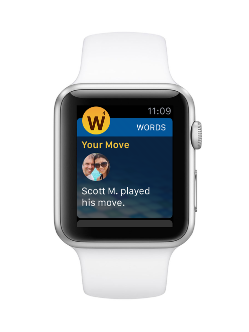 Words With Friends_Apple Watch Notifications