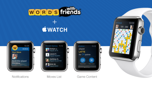 Words With Friends_Apple Watch Overview